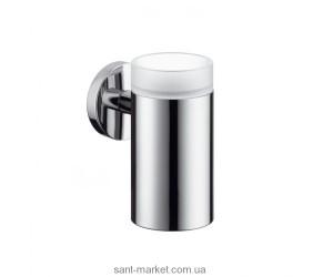 Hansgrohe LOGIS CLASSIC Стаканчик для зубных щеток керамический, сталь 40518820