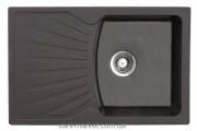 Metalac X GRANIT QUADRO PLUS Кухонная мойка 137410