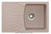 Metalac X GRANIT QUADRO PLUS Кухонная мойка 137412