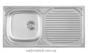 Metalac LUNA Кухонная мойка полированная 071936
