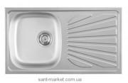 Metalac LUNA FLEX Кухонная мойка полированная 128391