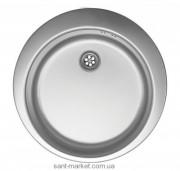 Metalac Venera Кухонная мойка матовя, Ø 60 123787