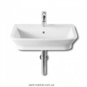 Раковина для ванной подвесная Roca коллекция Gap белая 327474000