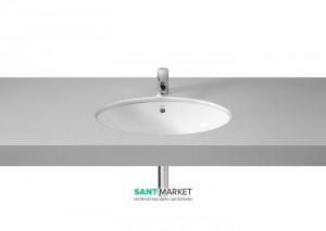 Раковина для ванной встраиваемая Roca коллекция Grand Berna белая 327871001
