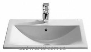 Раковина для ванной встраиваемая Roca коллекция Diverta белая 327116000