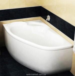 Ванна акриловая угловая асимметричная Koller Pool Коллекция Karina L 150х100х42