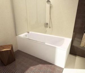 Ванна акриловая прямоугольная Koller Pool коллекция Kamila 150х70х46