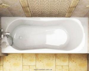 Ванна акриловая прямоугольная Koller Pool коллекция Malibu 140х70х38