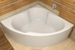 Ванна акриловая угловая Koller Pool коллекция Kalipso 150х150х48