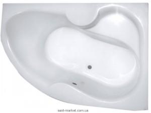 Ванна акриловая угловая Koller Pool коллекция Montana R 150х105х47
