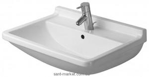 Раковина для ванной подвесная Duravit коллекция Starck 3 белая 0301550000