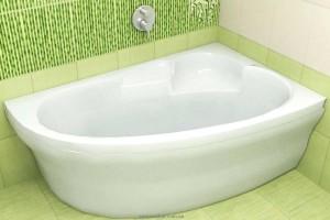 Ванна акриловая прямоугольная Koller Pool коллекция Praga R 150х95х42