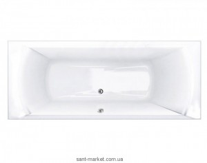 Ванна акриловая прямоугольная Koller Pool коллекция Stela 170х70х44