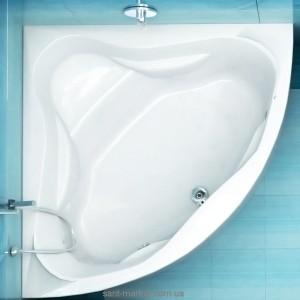Ванна акриловая угловая Koller Pool коллекция Tera 135х135х46