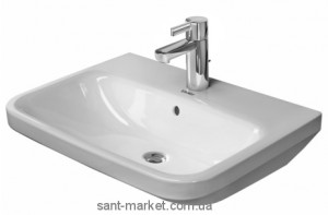 Раковина для ванной подвесная Duravit DuraStyle 55х44х17 белая 2319550000