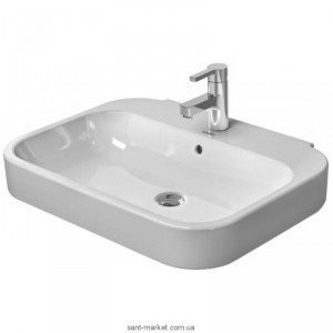 Раковина для ванной подвесная Duravit коллекция Happy D.2 белая 2316650000