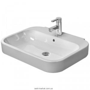 Раковина для ванной подвесная Duravit коллекция Happy D.2 белая 2316800000