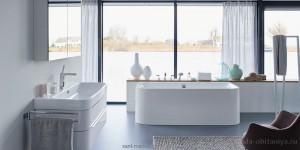 Ванна акриловая прямоугольная Duravit коллекция Happy D.2 190х90х48 700315000000000