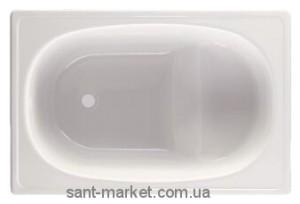 Ванна стальная Koller Pool прямоугольная 105х70 с сиденьем B05E2200E