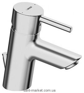 Смеситель для раковины однорычажный с донным клапаном Hansa колекция Vantis Style хром 5240 2277