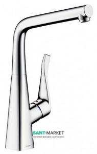 Смеситель для кухни Hansgrohe Metris однорычажный 14823000