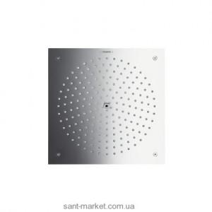 Верхний душ встраиваемый в потолок Hansgrohe коллекция Raindance AIR EcoSmart хром 26481000