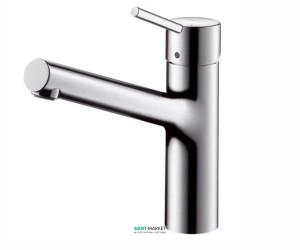 Смеситель для кухни Hansgrohe Talis S однорычажный сталь 32851800
