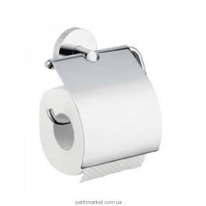 Hansgrohe Logis Держатель для туалетной бумаги, Шлифованный никель 40523820