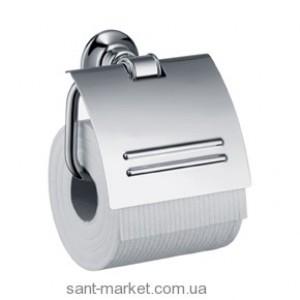 Hansgrohe Axor Montreux Держатель для туалетной бумаги,Шлифованный никель 42036820