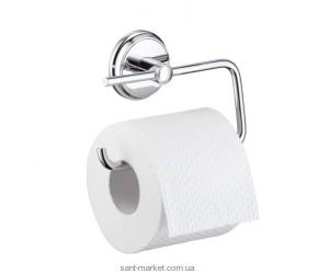 Hansgrohe Logis Classic Держатель для туалетной бумаги, хром 41626820
