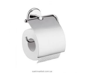Hansgrohe Logis Classic Держатель для туалетной бумаги, сталь 41623820