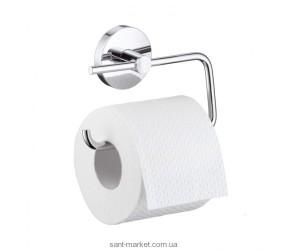 Hansgrohe Logis Держатель для туалетной бумаги, сталь 40526820