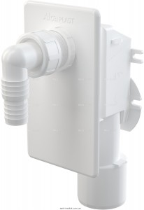 AlcaPlast Сифон для стиральной машины APS4