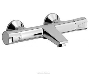 Смеситель с термостатом для ванны Alpi SPA коллекция City хром CI61106CR