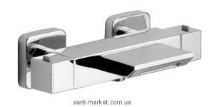 Смеситель с термостатом для ванны Alpi SPA коллекция Una хром UN45306CR