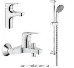 Grohe Bundle Flow Набор смесителей для ванны 121624