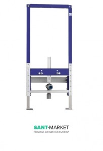 Инсталяционная система Sanit Ineo для биде 525х1120х135 на раме 90.676.00.T000