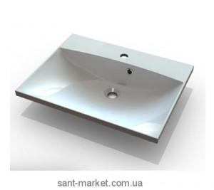 Раковина для ванной подвесная Marmite коллекция Amelia белая 12127061103