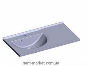 Раковина для ванной подвесная Marmite коллекция Bianca белая 01101153103