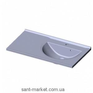 Раковина для ванной подвесная Marmite коллекция Bianca белая 01101152103