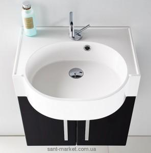 Раковина для ванной на тумбу Marmite коллекция Comfort белая 17800051103