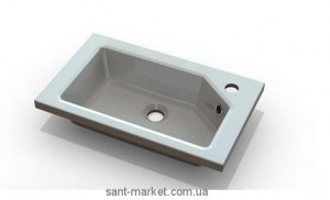 Раковина для ванной встраиваемая Marmite коллекция Jessica белая 3105101