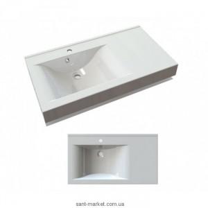 Раковина для ванной подвесная Marmite коллекция Nadja белая 01168093103