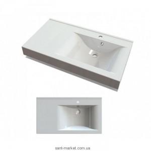 Раковина для ванной подвесная Marmite коллекция Nadja белая 01168092103