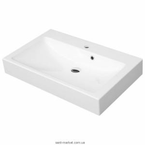 Раковина для ванной подвесная Marmite коллекция Nicole белая 01012081103