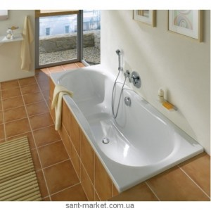 Ванна стальная встраиваемая Kaldewei Vaio Set прямоугольная 160Х70 mod 956 233600010001