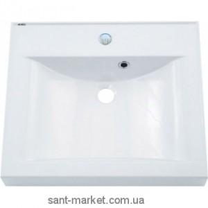Раковина для ванной подвесная Marmite коллекция Elita 3 белая 61650506110