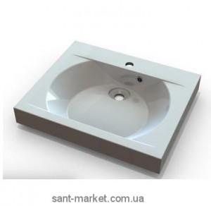 Раковина для ванной подвесная Marmite коллекция Robyn белая 01028061103