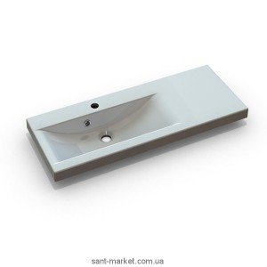 Раковина для ванной подвесная Marmite коллекция Selina белая 01055092103