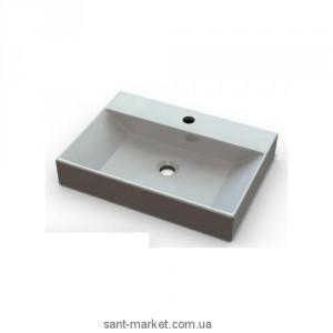 Раковина для ванной подвесная Marmite коллекция Solo белая 12102051103